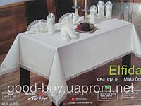 Скатерть AZD Elfida Home store 160х220+8   pr-s54