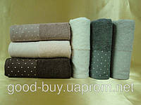 Комплект полотенец для баня Saheser Towel Exclusiv cotton 6шт: 70 x 140 Турция  rt-45-2