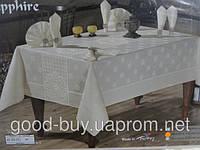 Скатерть Monolit Home store 160х220+8   pr-s47