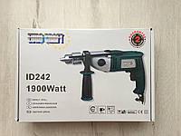 Дрель ударная Euro Craft ID242 ( 1900W ) + Реверс