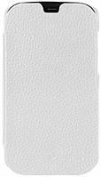 Чехол-книжка для телефона Melkco Book leather case for HTC One Dual Sim, white (O2M7DSLCFB2WELC)
