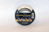 Изолента ПВХ 10м х 15мм х 0,13мм ELCOR белая