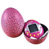 Электронная игра Tamagotchi Тамагочи Виртуальный питомец в яйце Розовый, фото 1