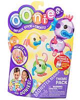 Тематичний набір аксесуарів OONIES Monster Mania для дитячої творчості, фото 1