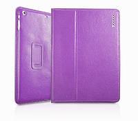 Чехол для планшета Yoobao Executive leather case for iPad Air, purple (LCIPADAIR-EPL)