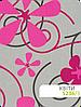 Яркие ткани с цветами для рулонных штор