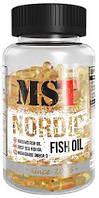 Рыбий жир MST Nutrition Nordic Fish Oil (90 капc)