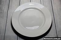 Тарелка фарфоровая HLS белая 17,3*2,2 см 175 мл (0910), фото 1