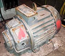Электродвигатель електродвигун крановый 4МТН 280 S10 45 кВт 600 об/мин.