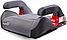 Автокресло-бустер Caretero PUMA ISOFIX ( серое ), фото 2