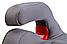 Автокресло-бустер Caretero PUMA ISOFIX ( серое ), фото 5