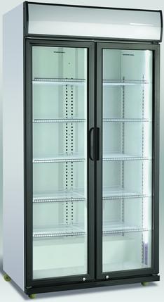 Холодильник витрина Scan SD 880 H, фото 2