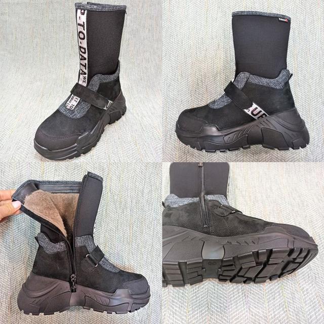 Брутальні зимові черевики, Palaris фото