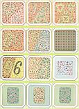 Книга. Таблицы Рабкина Е.Б. Полихроматические таблицы для исследования цветоощущения, фото 4