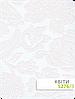 Цветочный принт на ткани для штор