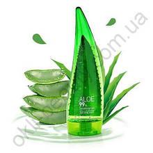 Holika Holika Гель для лица и тела Aloe 99%, успокаивающий и увлажняющий, 250 мл