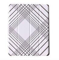Чехол для планшета Miracase Veins III Folio case for iPad 2/3/4, white (MS-108)