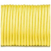 Верёвка Minicord (2.2 mm), yellow #019-2