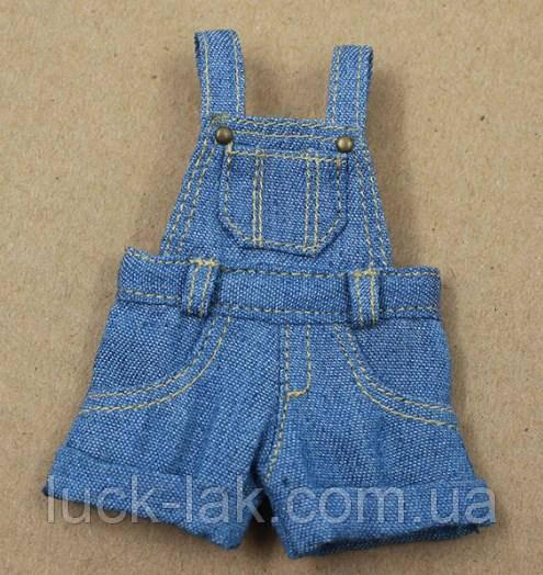 Комбинезон джинсовый для куклы Блайз, Айси