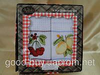 Кухонные вафельных полотенец - кухня Nilters 4шт. 100% cotton Турция
