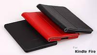 Чехол для планшета Yoobao Executive leather case for Amazon Kindle Fire, black