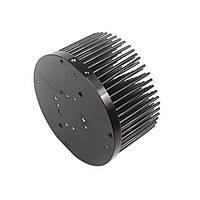 Радиатор для светодиодов 133x70mm, фото 1