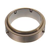 Крепежное кольцо Lemax 50 мм 2 шт, античная бронза (STK102 BA (BL))
