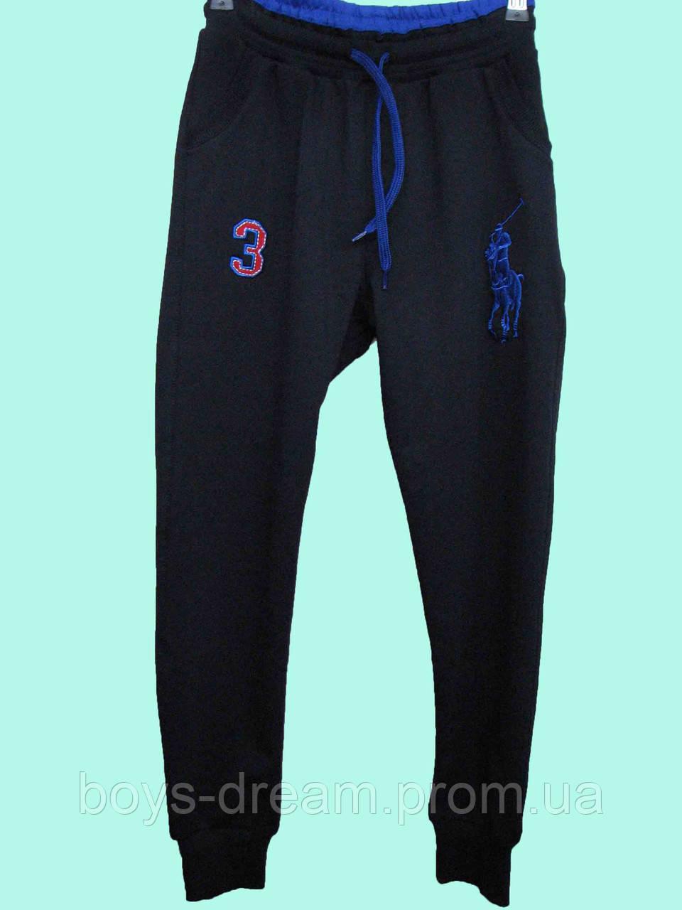 Спортивные штаны для мальчика (128-146)(Турция)