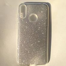 Чохол для Huawei Y7 2019 Silver Dream