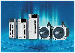 Комплектный сервопривод 200 Вт 3000 об/мин 0.64 Нм 1х220В c тормозом энкодер 23 бита SD700
