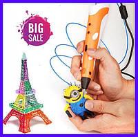 3D ручка для рисования с LCD дисплеем 3Д ручка Pen2 MyRiwell
