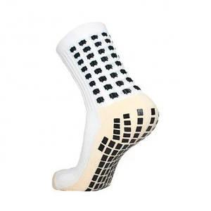 Тренувальні шкарпетки для футболу Trusox білі