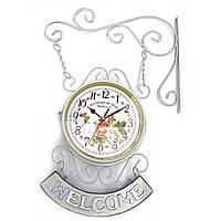 Часы станционные (d-22 см 41х58х8,5 см)