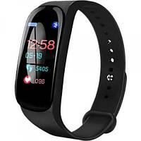 Фитнес браслет спортивные часы M5 Smart Band