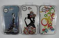 Пластиковый чехол-накладка для телефона Protective case for Samsung N7100 Galaxy Note II
