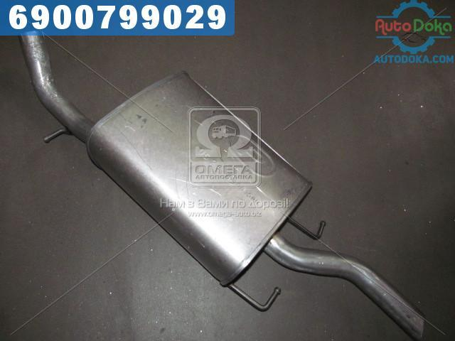Глушитель задний ДЕО NUBIRA (производство  Polmostrow)  05.24