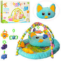 Развивающий коврик для младенца Baby FairyLand PE905