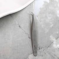 Пинцет TE-40/1 профессиональный для ресниц EXPERT 40 TYPE 1 (L-образный, 50')