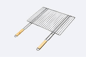 Решётка для приготовления на мангале LV LV20016845