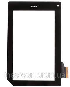 Сенсор (тачскрін) Acer B1-A71 Iconia Tab чорний