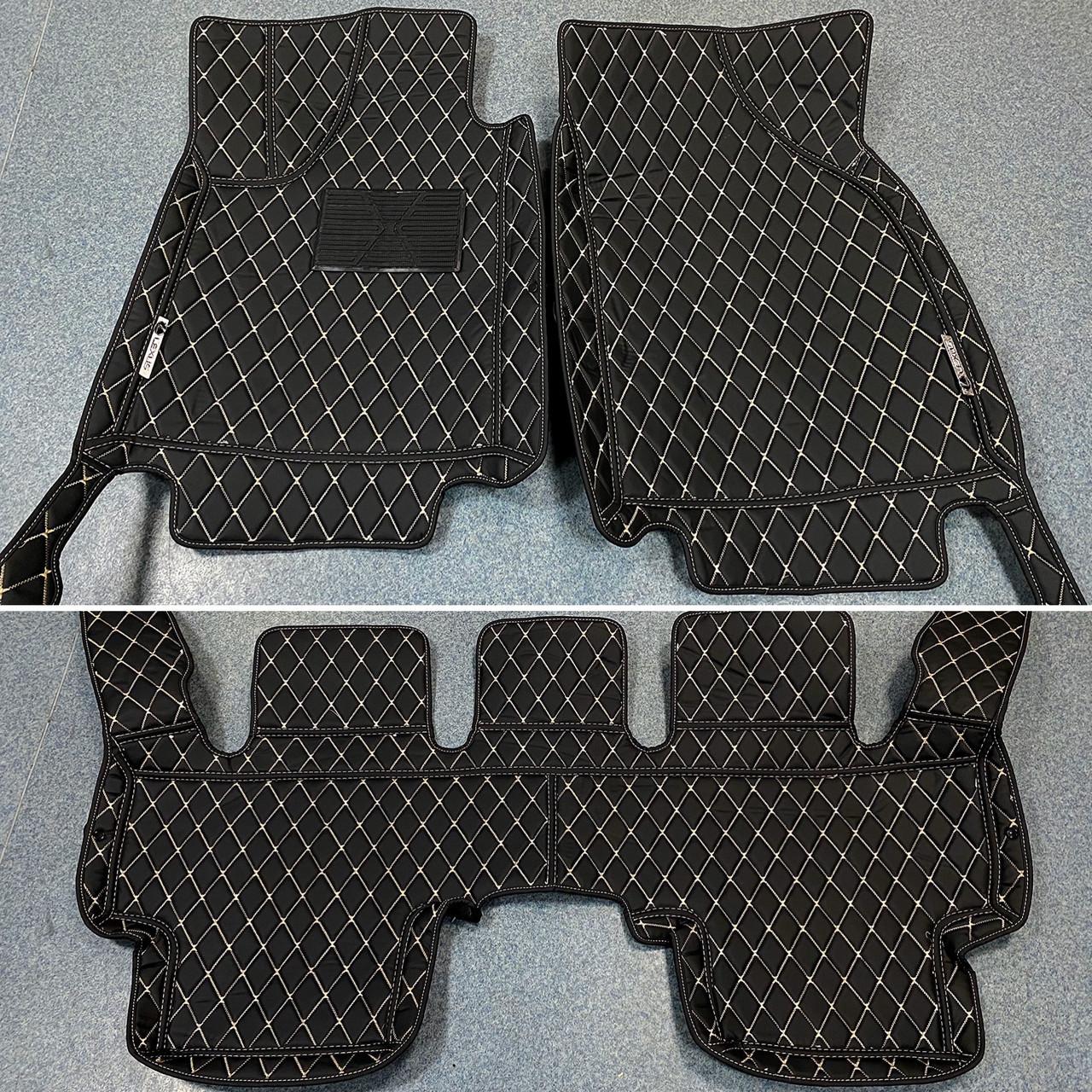 Комплект ковриков из экокожи для Honda Accord 8