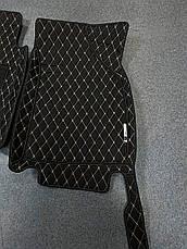 Комплект ковриков из экокожи для Honda Accord 8, фото 3
