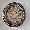 """Настенные часы """"Antiq bronze"""" (40 см.)"""