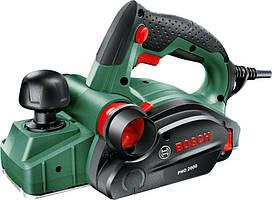 Рубанок Bosch PHO 2000 (0.68 кВт, 82 мм) (06032A4120)