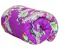 Одеяло закрытое овечья шерсть (Бязь) Двуспальное T-51245, фото 1