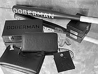 Клатч Doberman тисненый