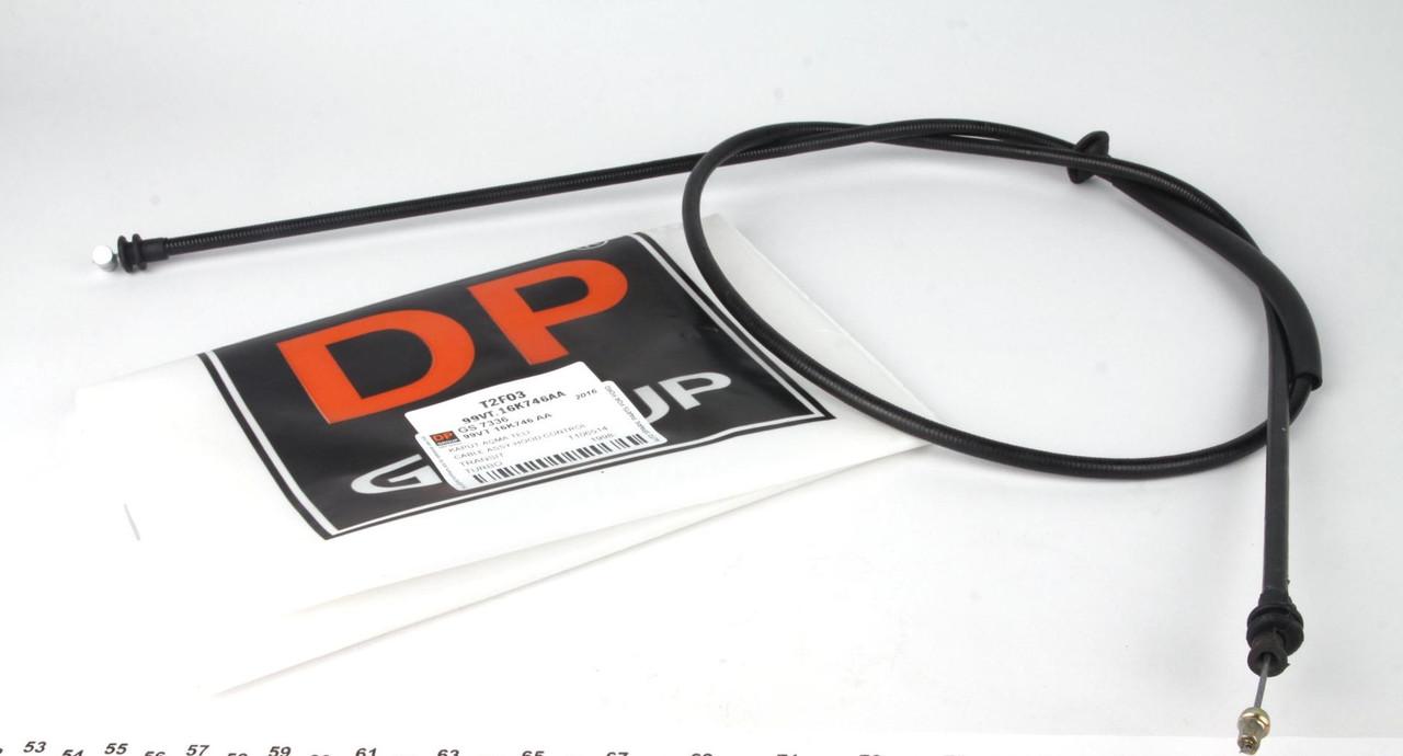 Трос відкривання капота Ford Transit 95- (GS 7336) DP Group
