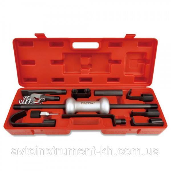 Обратный молоток для кузовных работ с комплектом насадок JGAI1202 TOPTUL