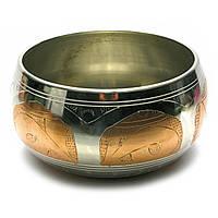 Чаша поющая (без резонатора)(d-18 см h-9 см)(1,4 кг)