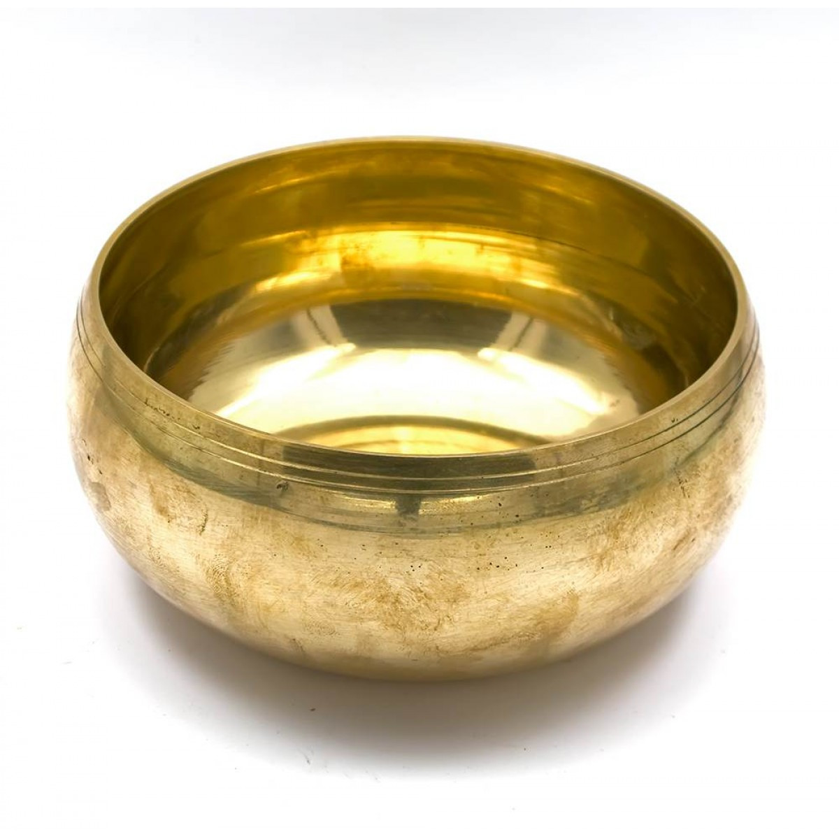 Чаша поющая бронзовая (без резонатора)(d 15 см)